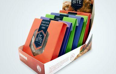 LiteBite Packaging Design