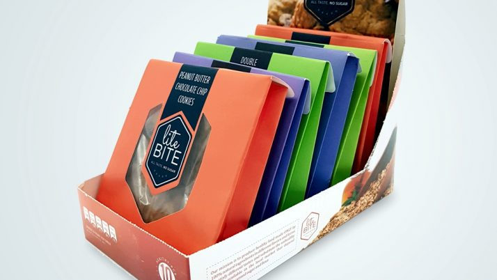 LiteBite Packaging Design